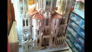 Exin Castillos catedral del Sr. Art
