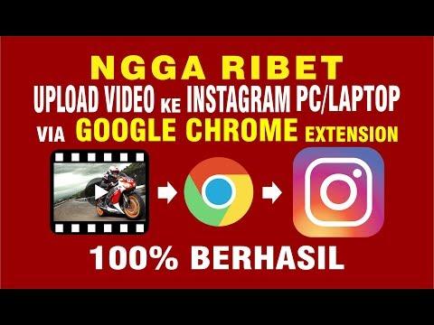 Banyak yang belum menyadari bahwa ada cara yang bisa digunakan untuk upload foto di instagram lewat .