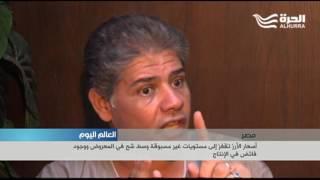 اسعار الارز تقفز إلى مستويات غير مسبوقة وسط شح في المعروض ووجود فائض في الانتاج في مصر