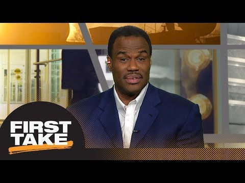 NBA legend David Robinson working to change dialogue between athletes and NCAA | First Take | ESPN