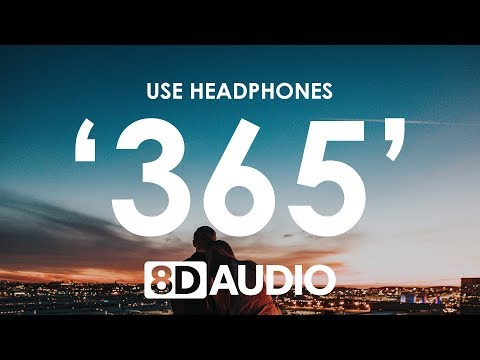 Zedd, Katy Perry - 365 (8D AUDIO) 🎧