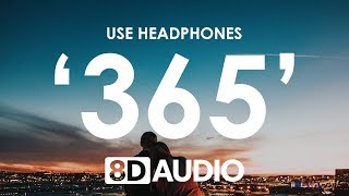 Download Zedd, Katy Perry - 365 (8D AUDIO) 🎧 Mp3