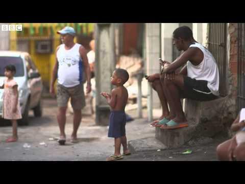 The BBC go inside a Salvador favela to meet FBB Brazil