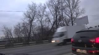 Люберцы, маршрутка 22(участок Урожай - Островцы 2., 2015-12-11T08:39:31.000Z)