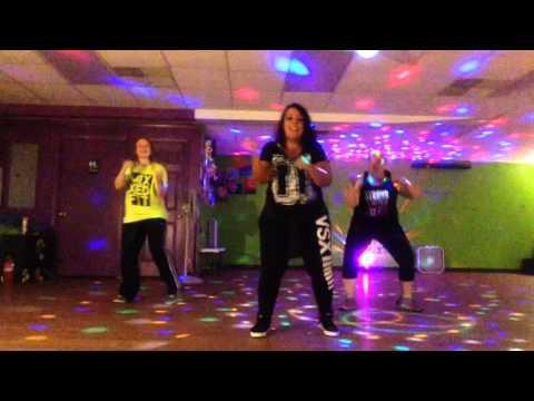 """DJ Snake & Yellow Claw & Spanker - Slow Down"" Dance fitness video MIXXEDFIT"
