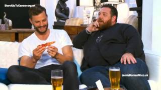 Jamie Dornan - Gogglebox for StandUp2Cancer