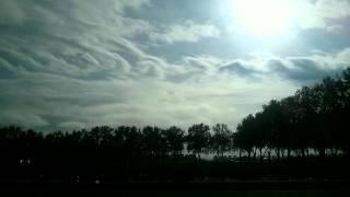Kelvin-Helmholtz Cloud Time Lapse