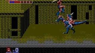 Retro Remash #2: Golden Axe Sega Master system review