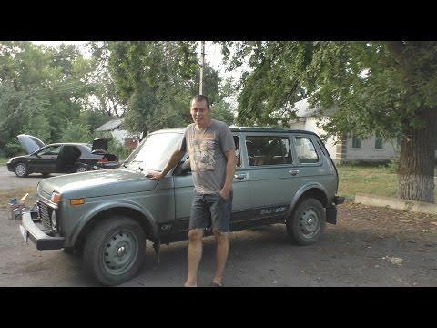 Обзор ВАЗ 2131 Lada 4x4 (Нива)