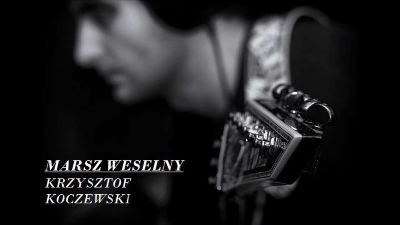 WEDDING MARCH ELECTRIC GUITAR VERSION MARSZ WESELNY