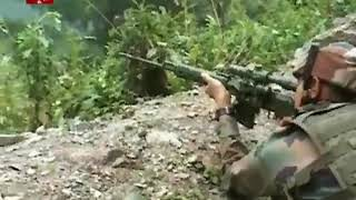 JK : encounter breaks out between security forces and militants in Kupwara