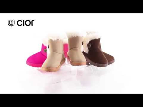 b8ae14b9c16 Toddler Snow Boots For Baby Girl Fur Outdoor Slip-On Boots (Toddler Little  Kids)