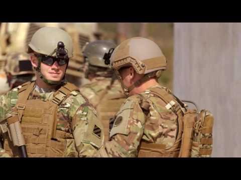 Asymmetric Warfare Group recruiting video (2016)