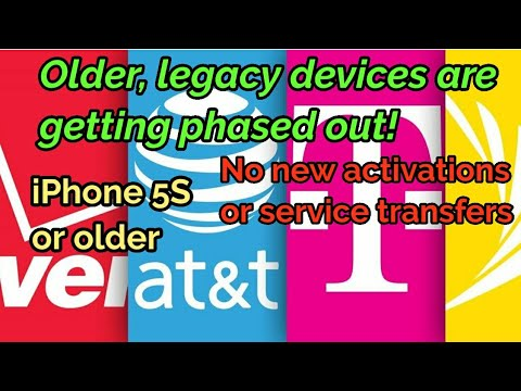 Wireless Companies Phasing Out 3G & Older 4G Devices! | CDMA | 3G | 4G | LTE | GSM