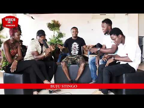 MAD FREESTYLE SESSION - DON ITCHY, RENNER, BUJU STINGO, XHILA ROY
