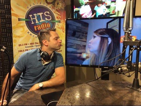 Brandon Heath's Skype Date With His Newlywed