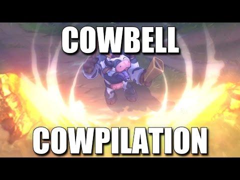 Alistar COWPILATION [Cowbell Remixes]