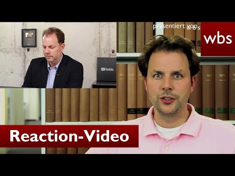 Reaction-Videos: Illegaler Content-Klau oder legal? | Rechtsanwalt Christian Solmecke