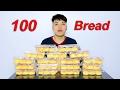 NTNVlogs - Thử Ăn 100 Chiếc Bánh Mì ( Bread )