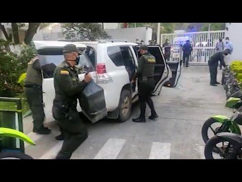 Hallan media tonelada de cocaína en un carro - Teleantioquia Noticias