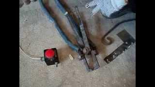 как сделать самодельная точечная сварка. spot welding.(обзор самодельной точечной сварки и ее изготовления., 2013-11-22T13:00:24.000Z)