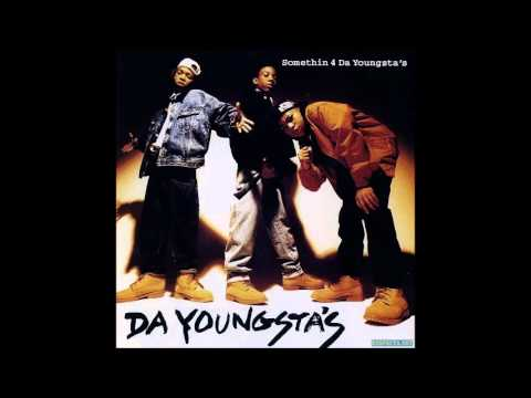 Da Youngsta's - Somethin 4 Da Youngsta's [ FULL ALBUM ] 1992