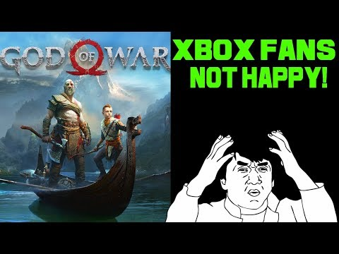 Xbox Fans Upset Because Phil Spencer Congratulated Sony For God Of War Scores!?