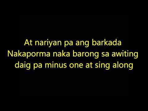 Harana - Parokya ni Edgar Lyrics