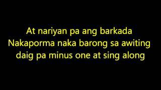 Harana Parokya ni Edgar Lyrics