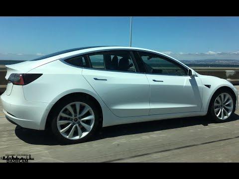 Tesla Model 3 Spotted Testing Prototype