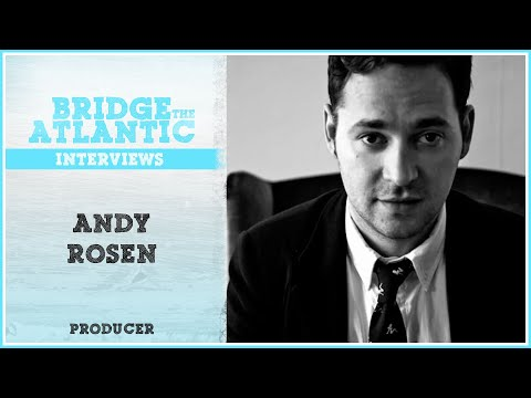Andy Rosen: Music Production, Totally Beverages & Meg Myers (Interview 2015)