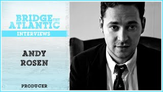 Andy Rosen Music Production Totally Beverages Meg Myers Interview