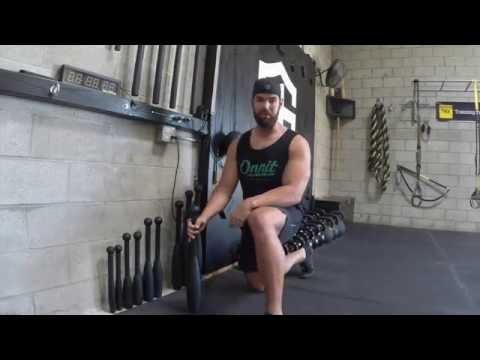 Beginner Steel Club Workout