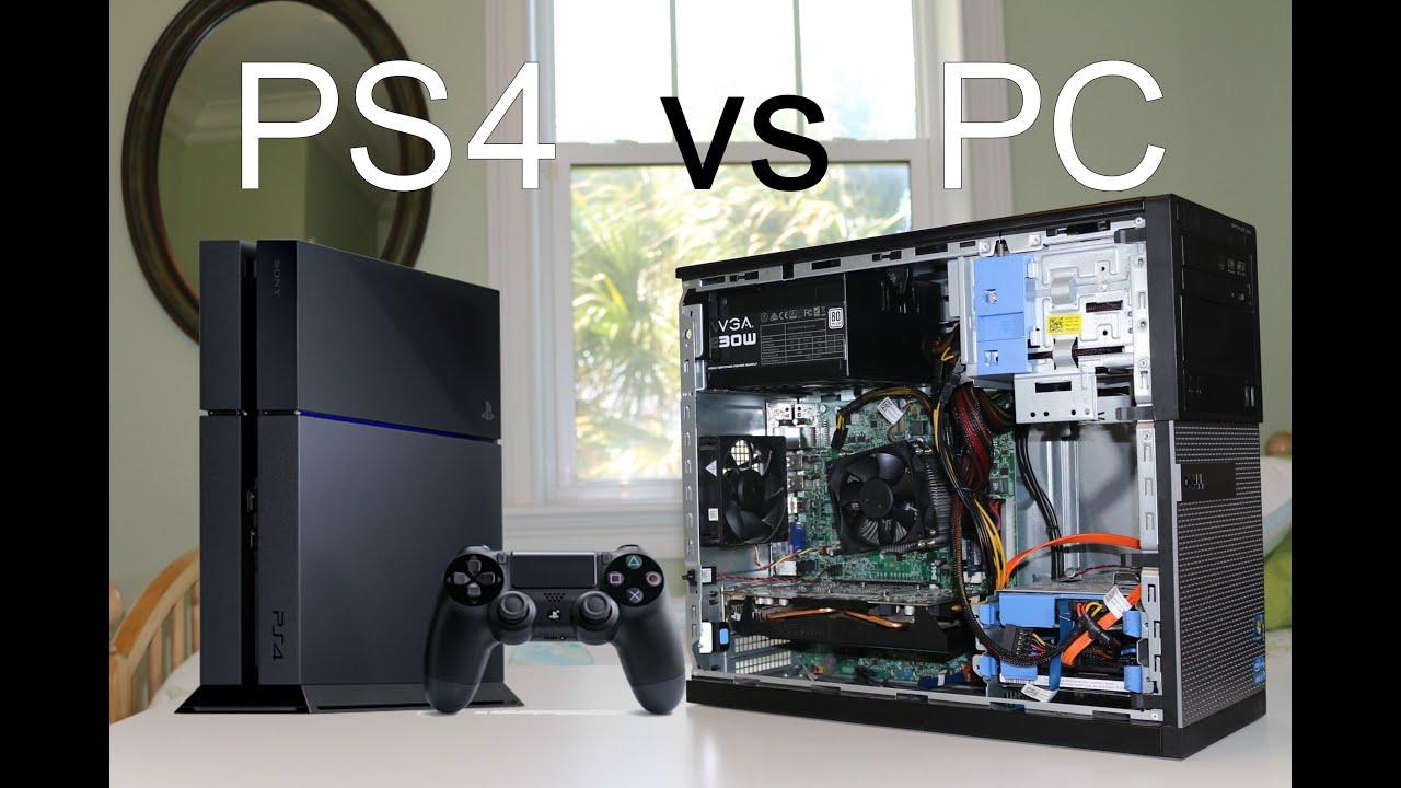 $200 Gaming PC vs PS4! (2016) - YouTube