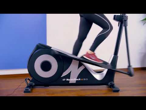 Velo Elliptique Nordictrack E5 0 Youtube