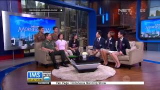 Talk Show Film Doea Tanda Cinta - IMS