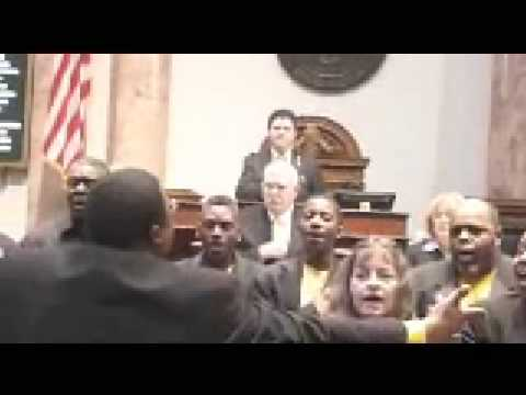 Homeless Choir Goes to Frankfort Kentucky