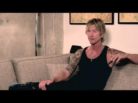 Duff McKagan Video Interview - Part 1