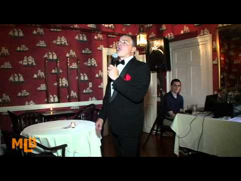 Rich DeSimone Performs The Music of Sinatra at the Ship Inn in Exton, PA