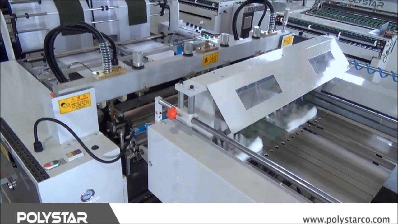 Cloth Bag Making Machine