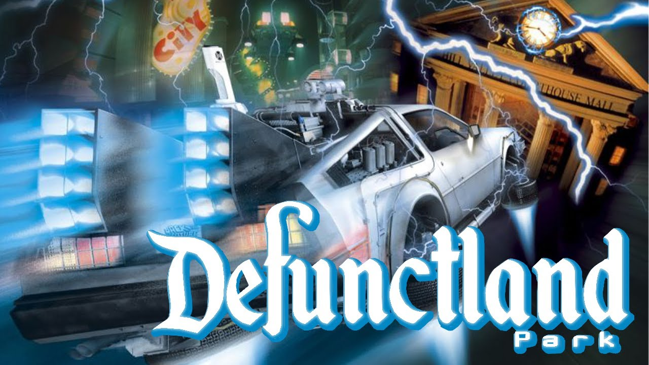 Defunctland: The History of Back