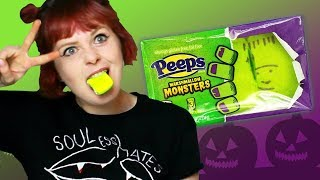 Irish People Try American Halloween Candy