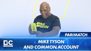 Mike Tyson and common account