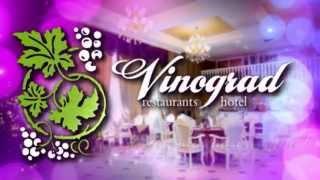 """Реклама на канале UTV: сеть ресторанов """"Vinograd"""""""