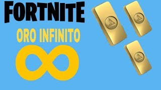 How to get infinite gold in fortnite save the world