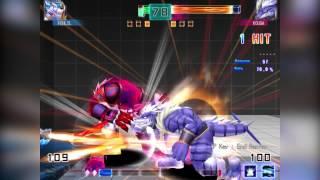 DragonBlast: Fenrir VS Kouga (5 Round - Single)