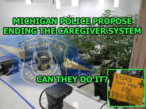 END THE CAREGIVER MODEL Says the Police in Michigan