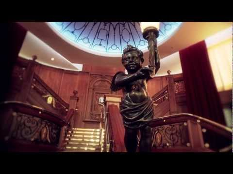 The Grand Staircase - Titanic Belfast® - B-Roll HD Video Footage
