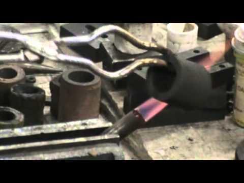 how to make a homemade crucible