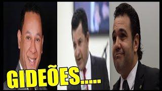 O que pensam os pregadores do GIDEÕES após saida de Reuel?Abilio Santana Manuel Brito e Feliciano